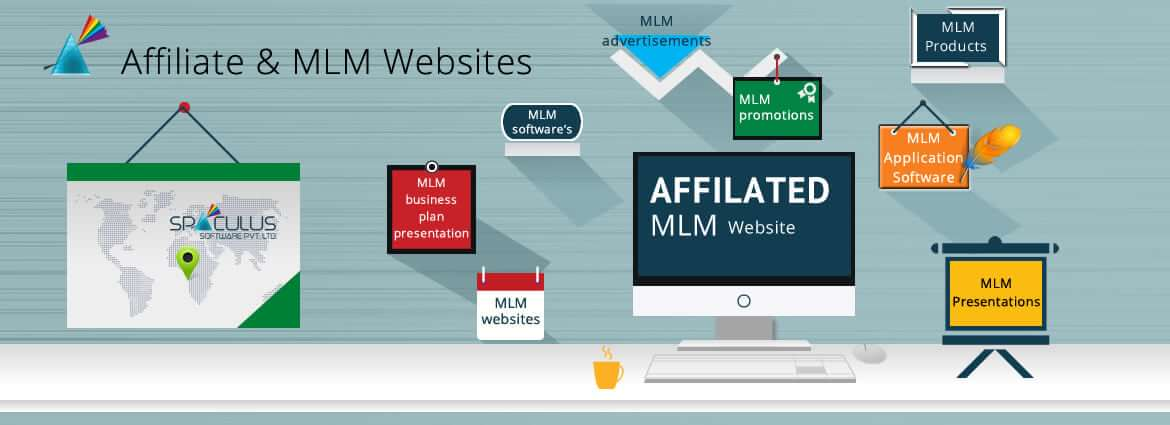 Affiliate MLM Websites Design & Development