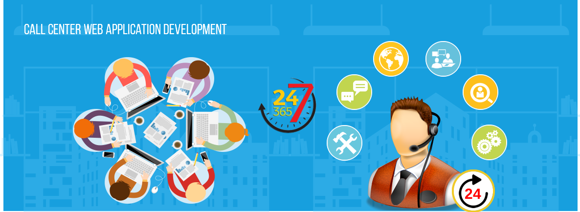 Call Center Web Apps Development
