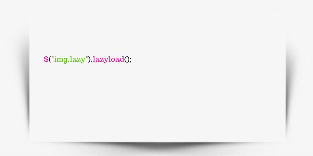 Lazy image loading 2