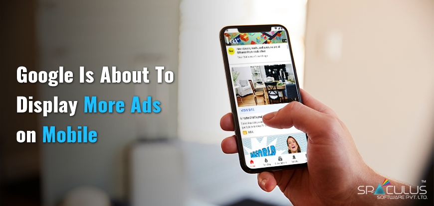 Google ads on phone
