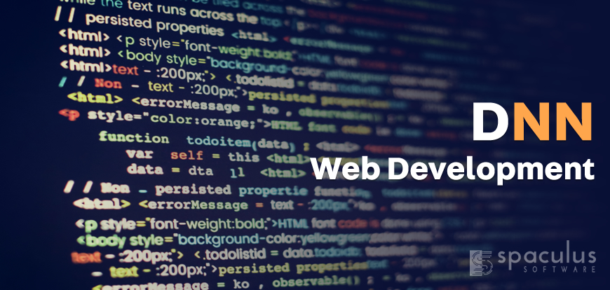 DNN web development