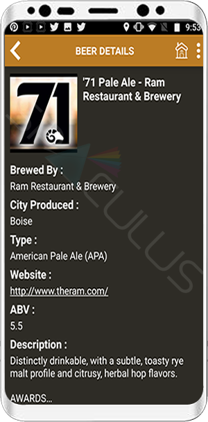 American dive bars apps portfolio-5