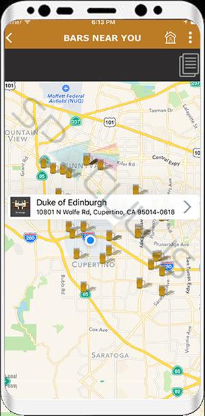 American dive bars apps portfolio-7