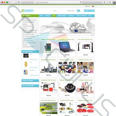 E-shop portfolio-2