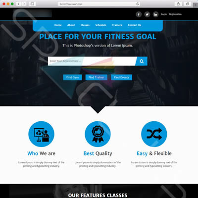 Gym trainer portfolio-1