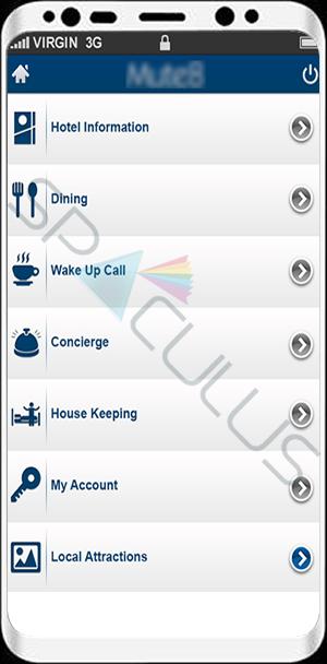 Hotel booking apps portfolio5