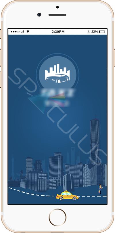 Taxi Booking Apps portfolio1