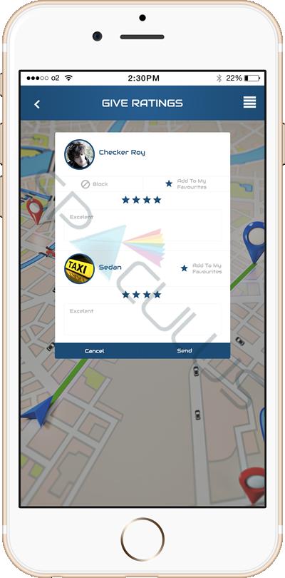 Taxi Booking Apps portfolio4